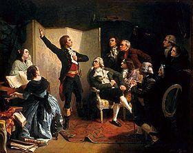 L'hymne National Français dans CHANSON FRANCAISE 280px-pils_-_rouget_de_lisle_chantant_la_marseillaise