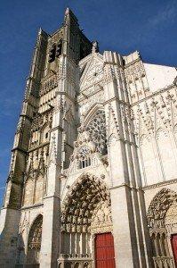 St-Etienne Cathédral, Auxerre