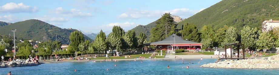 Digne les Bains dans Alpes Haute Provence digne1