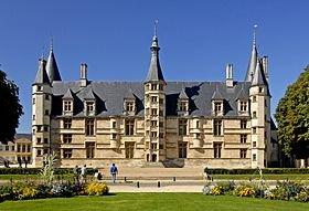 f06.nevers.palais_ducal.1161 dans Nièvre