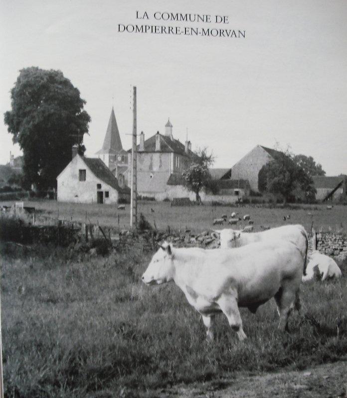 LAVOIR de Dompierre en Morvan dans Côte d'Or lav-dompierre1er