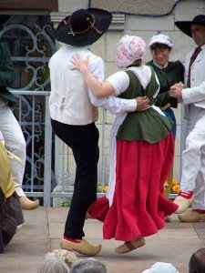 partage danse langeais