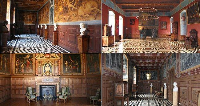 Château d'Ancy le Franc dans CHATEAUX DE FRANCE ancy1