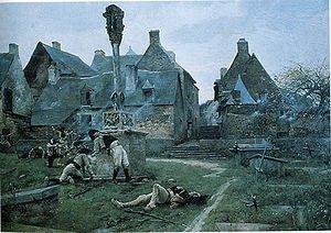 Les Chouans de Bretagne dans Bretagne chouans