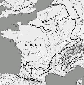 La Gaule pré-celtique et celtique dans AUX SIECLES DERNIERS gaule-celtique-295x300