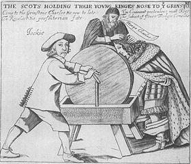Mobilité des populations de France au 15ème siècle dans AUX SIECLES DERNIERS grindstone