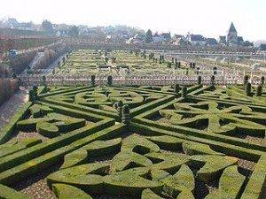 Jardin médiéval dans FLORE FRANCAISE jardin1-300x225