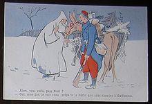 Histoire du Père Noël dans LEGENDES-SUPERSTITIONS pere_noel_1914
