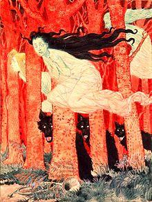 L'histoire des sorcières de Mâlain dans Côte d'Or sorcieres