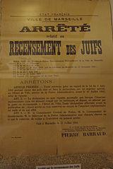 Répartition des étrangers de 1851 à 1911 dans AUX SIECLES DERNIERS arrete