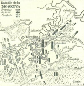 Les migrations de 1789 à 1815 dans AUX SIECLES DERNIERS bataille-294x300