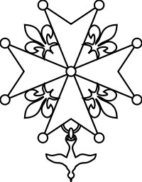 Le flux migratoire Huguenot dans AUX SIECLES DERNIERS croix_huguenote