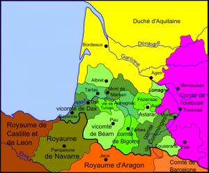 Ariège, un pays de frontière dans Ariège fief-300x248