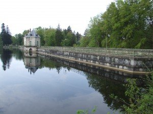 Le Morvan, un pays de lacs et d'étangs dans Morvan lac_-300x225
