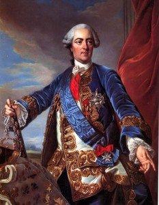 Déclaration du Roi du 9 avril 1736 dans AUX SIECLES DERNIERS louis-15-233x300