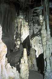 Les grottes du Jura dans Jura palace