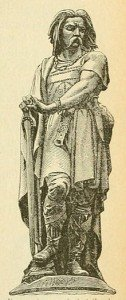 Alise Sainte Reine et son histoire dans Bourgogne vercingetorix-126x300