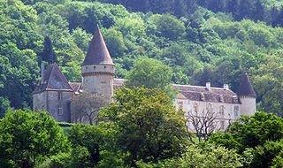 Château de Bazoches en Bourgogne dans Bourgogne bazoches