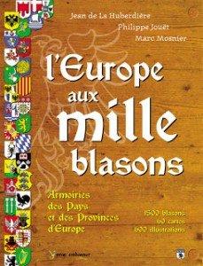 L'héraldique et l'histoire de France dans AUX SIECLES DERNIERS blasons-229x300