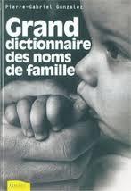L'origine des noms de famille dans le monde dans AUX SIECLES DERNIERS famille