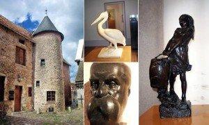 Musée Pompon à Saulieu dans Bourgogne musee-pompon-300x180