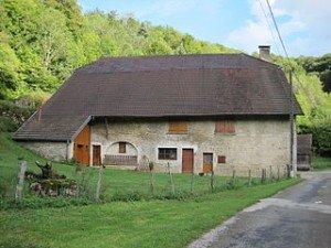 LES MAISONS RURALES EN JURA dans Jura rural-300x225