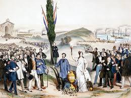 Le suffrage universel  dans HUMEUR DES ANCETRES suffrage