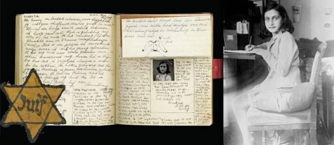 Le Journal d'Anne Frank dans LITTERATURE FRANCAISE anne-frank