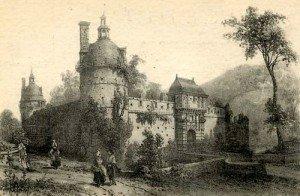 Château de Auvray dans CHATEAUX DE FRANCE auvray-300x196