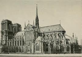 L'énigme de la cathédrale dans EGLISES DE FRANCE cathedrale