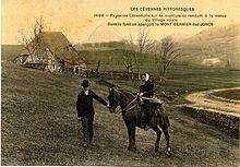 En ardèche dans HISTOIRE DES REGIONS 01_paysans_et_chaumiere_en_ardeche