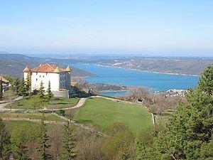 Lac de Sainte-Croix dans LACS DE FRANCE 300px-lac_sainte-croix-1