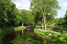 Canal d'Ille et Rance en Bretagne dans COURS d'EAU-RIVIERES de France ile