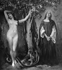 Eve et Marie de Corneille dans POESIE FRANCAISE marie