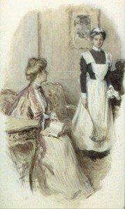 La ménagère parisienne dans ARTISANAT FRANCAIS menage-179x300