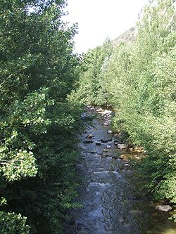 La Têt des Pyrénées dans COURS d'EAU-RIVIERES de France 250px-tet_villefranche-de-conflent