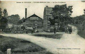 Fontaine-Bonneleau dans l'Oise dans Oise 640px-debray-bollez_-_environs_de_crevecoeur_-_fontaine-bonneleau_-_les_eaux_ferrugineuses-300x189