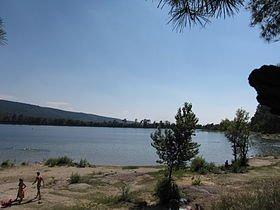 Lac de Saint-Ferréol dans LACS DE FRANCE lac_de_saint-fereol_1