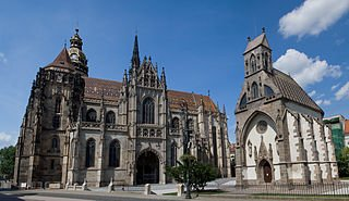les Eglises dans EGLISES DE FRANCE dom_svatej_alzbety_a_kaplnka_sv._michala_kosice_slovensko