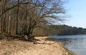 Les lacs de la Nièvre