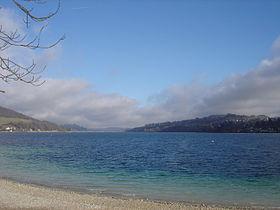 Balade au Lac de Paladru dans Isère lac_de_paladru_3