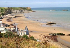 Port_Arromanches