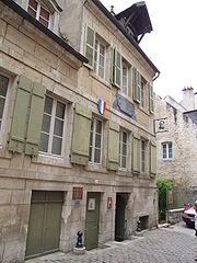 180px-Dole_-_Maison_Pasteur