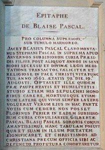 220px-Epitaph_Blaise_Pascal_Saint-Etienne
