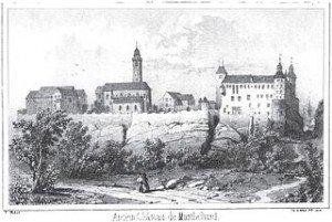 320px-Gravure_du_château_de_Montbéliard