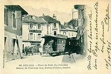 220px-Bogat_602_-_GEX_-_Place_du_Pont_(La_Faucille)_-_Station_du_Tramway_Gex,_Ferney-Voltaire,_Genève