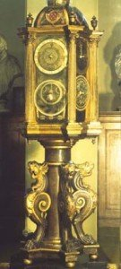 horloge planetaire oronce fine