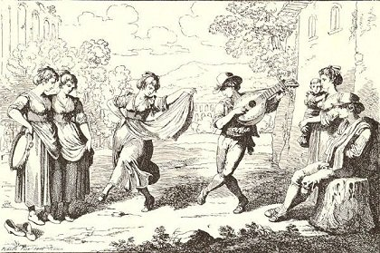 Danse du moyen age