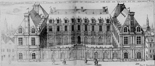 College_France de 1612