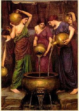 eau et femmes